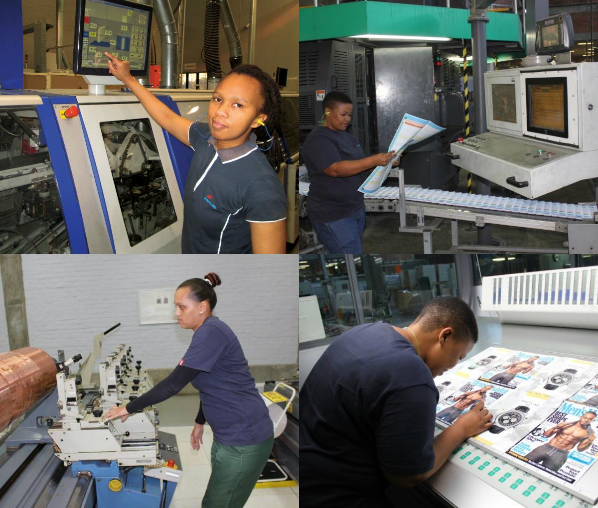 Women's Month: Manufacturing trade beckons women