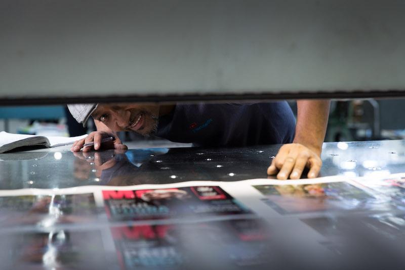 Catalogue printing Production