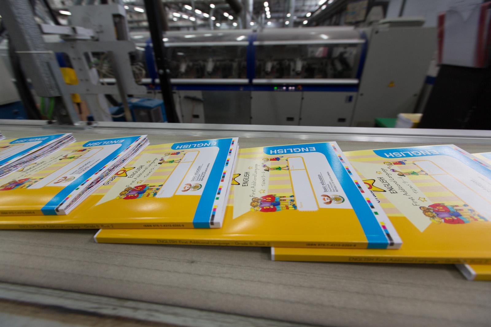 Education Material Printing Header